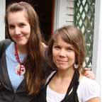 Kate Cholakis and Laura Rissolo