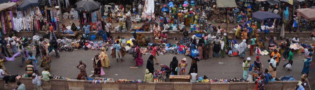 Bamako Marketplace