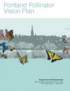 Cover of Portland Pollinator project